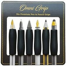 Omni Grip 6 Pack With Pen And Pencil Comfort Grips Office Products