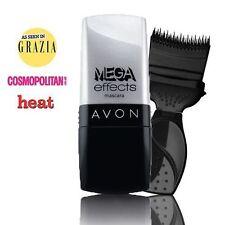 Avon Mega Effects Waterproof Mascara // Wonderbrush 24hr Volume: Black (RRP £10)