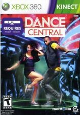 Dance Central (MICROSOFT XBOX 360) COMPLETE WITH MANUAL