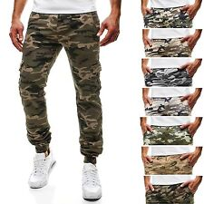 Slim-Fit Herrenhosen aus Baumwollmischung mit Mittel und Regular
