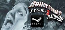 ROLLERCOASTER TYCOON 3 PLATINUM CD KEY REGION FREE PC