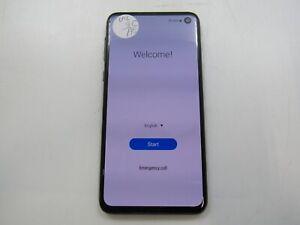 Samsung Galaxy S10e G970U Unlocked Check IMEI GLC AD-585