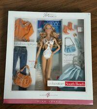 Barbie Robert Best Model On Location South Beach Doll Gift Set 2006 Mint NRFB