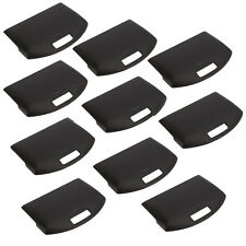 New 10x Battery Cover Door Case Repair Parts for SONY PSP 1000 1001 Black