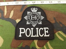 United Kingdom Police Patch, Unused, Film & TV