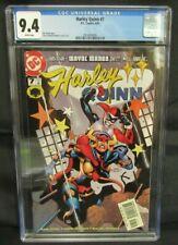 Harley Quinn #7 (2001) Dodson Cover 1st Print CGC 9.4 CE224