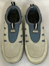 Pacific Trail Women's 9 1/2 Suede Leather Slip On Walking Quality Comfort  Shoes