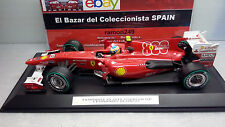1:18 MODIFIED Ferrari F1  2010 F10 800 GP Fernando Alonso - HW  - 3L 050