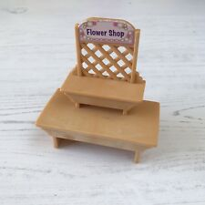 Sylvanian Families Replacement Spares | Village Flower Shop Stall Cart