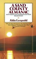 A Sand County Almanac (Outdoor Essays & Reflections) by Leopold, Aldo