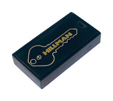 HILLMAN  Plastic/Metal  Magnetic Box  Key Hider  Black