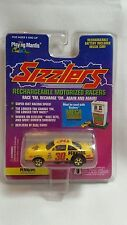 Johnny Benson Pennzoil Yellow NASCAR 1996 Playing Mantis Sizzlers Race Car New