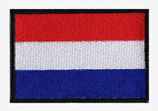 Ecusson patche patch PAYS-BAS HOLLANDE 70 x 45 mm Pays du monde badge