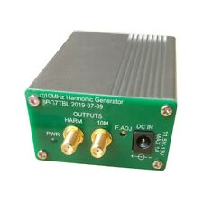 10Mhz Harmonic Generator with 12V Power Adapter Ocxo-10M-Harm X-sz