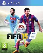 FIFA 15 PS4 FULL ITALIANO MANUALE E GIOCO