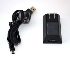 Genuine HTC Touch Pro Desire Diamond Cell Phone Charger + USB Cable AC adapter