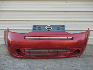 2010 2011 2012 2013 2014 NISSAN CUBE FRONT BUMPER COVER OEM