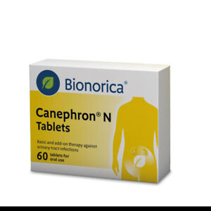 Canephron by Bionorica – Herbal 60 tablets