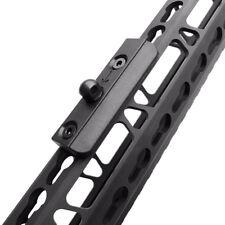Tactical Keymod Handguard Adapter Low Profile Bipod Mount Rifle Accessory