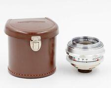 Voigtlander Dynarex 90mm f/3.4 Telephoto Prime Lens f/ DKL Mount