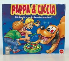 Jelly & ciccia Mattel Game Box Vintage Table New Board Game 1992 dog