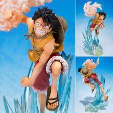 Figuarts Zero One Piece Monkey D. Luffy Brother's Bond PVC figure Bandai