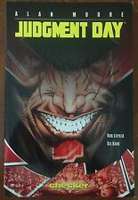 Alan Moore Judgement Day - Rob Liefeld - Trade Paperback Signed By 2 Creators
