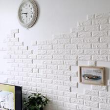3D Brick Stone Design PE Foam Wall Sticker Decals DIY Home Decoration 60 X 60cm