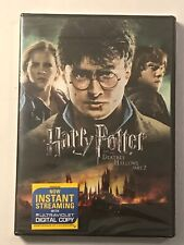 Harry Potter and the Deathly Hallows: Part II (DVD, 2011) NEW