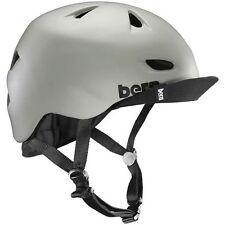New Bern Brentwood Men Adult Bicycle Helmet w/ Visor MATTE SAND 3XL: 60.5-63.5cm