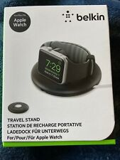 Belkin travel stand for Apple Watch-new
