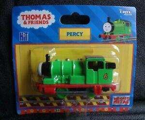 Ertl Thomas The Tank Engine & Friend Percy  No 21  Die Cast 2003