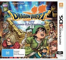 Dragon Quest VII Fragments of the Forgotten Past (3DS) NEW AND UNSEALED - IMPORT