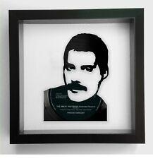 Freddie Mercury 'The Great Pretender' Queen Vinyl Record Art 1987