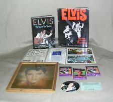 Lot of Vintage Elvis Presley Memorabilia includes 12 collector items