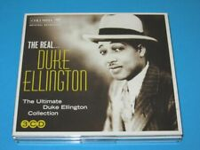 Duke Ellington / The Real ... - The Ultimate Collection (EU 2012) - 3 CD-Set