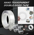 Double-Side Nano Tape Gel Traceless Clear Invisible Adhesive Transparent