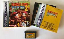 Donkey Kong Country 2 / Nintendo Game Boy Advance Spiel / Modul