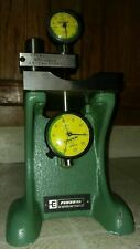 Federal 0005mm Measuring Stand Workstation With 2 Dial Micrometers
