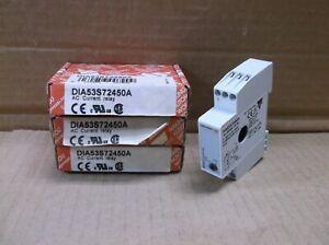 DIA53S72450A Carlo Gavazzi Neu IN Karton Strom Monitoring Level Relais