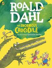 The Enormous Crocodile by Roald Dahl (Paperback, 2016)