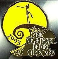 NIP NEW 100 YEARS OF DREAMS #94 NIGHTMARE Before XMAS Jack LE Disney PIN