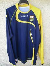 Maillot A.C ARLES AVIGNON 2010 2011 shirt UHLSPORT Ligue 1 manches longues XL