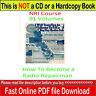 Vintage Radio Repair Course NRI How to Manuals Restore Coils - 91 Volumes PDF