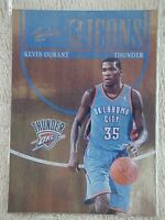 KEVIN DURANT 2010-11 ABSOLUTE MEMORABELIA ICONS CARD #8 358/399