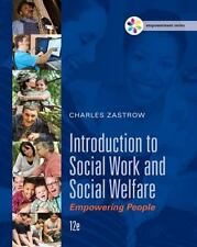 Introduction to Social Work and Social Welfare: Empowering People (US HARDCOVER)