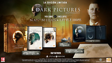 The Dark Pictures Anthology Little Hope Man of Medan Ed Limitada Xbox One Pal