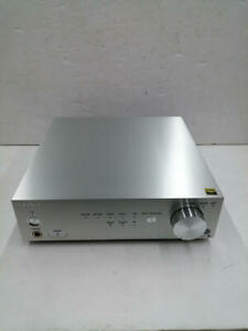 SONY D / A converter USB DAC High Resolution  Amp Stereo Integrated Amplifier