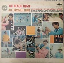 Beach Boys - All Summer Long Vinyl LP (Worn Filler Copy)