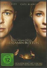 DVD - Der seltsame Fall des Benjamin Button (Brad Pitt) / #16668